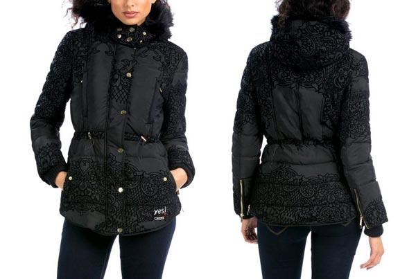 abrigo desigual oh la la