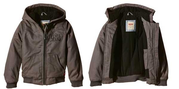 abrigo levis bastian niño barato