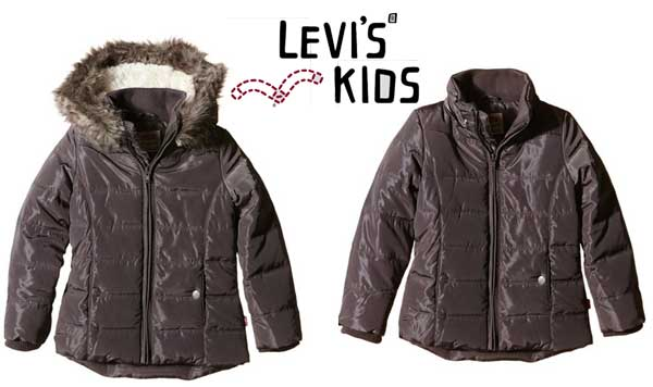 abrigo levis kids