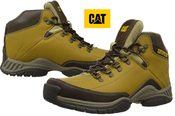 chollo botas caterpillar cat de senderismo baratas