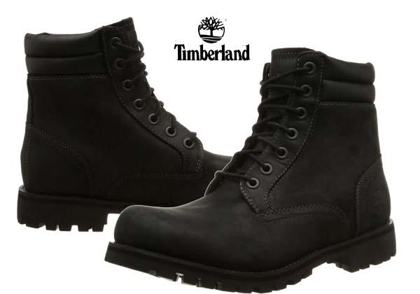 botas timberland foraker 6 negras