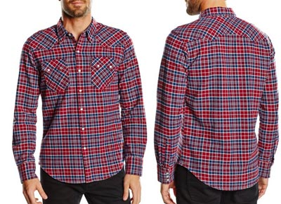 camisa-Levis-sawtooth-barata