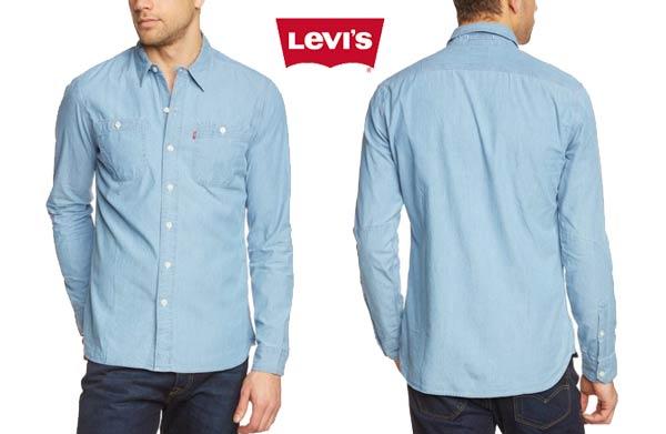 camisa hombre levis stock workshirt barata descuento rebajas