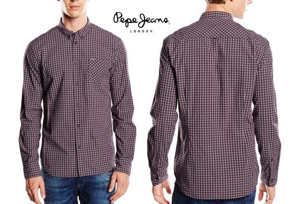 camisa pepe jeans graff barata