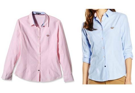 camisa spagnolo chica oxford barata