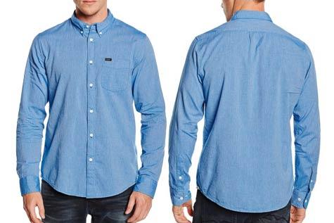 camisas lee button barata amazon