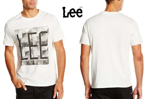 camiseta lee barata