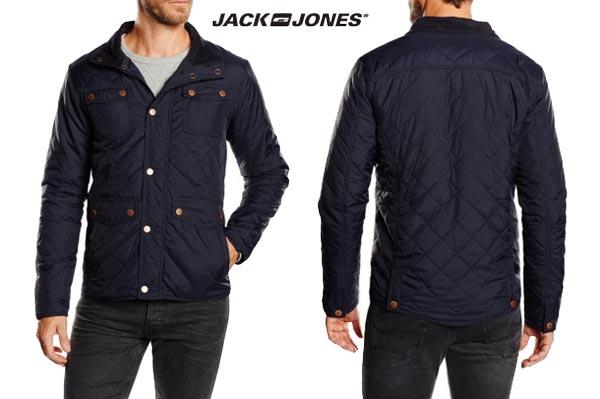 cazadora jack jones jjprsteven barata chaqueton acolchado descuento rebajas amazon