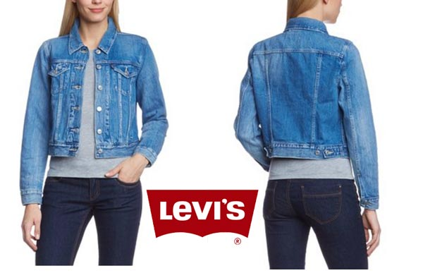 cazadora vaquera levis authentic barata