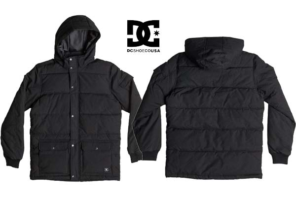 chaqueton dc shoes arctic
