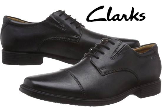 chollo zapatos clarks tilden cap baratos rebajas zapateria nueva coleccion novedad16
