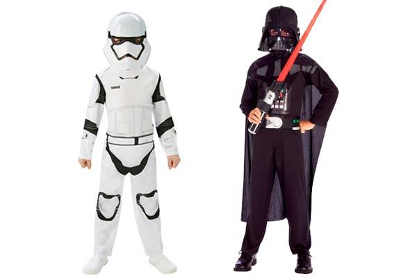 disfraz star wars barato darth vader stormtrooper economico descuento rebajas