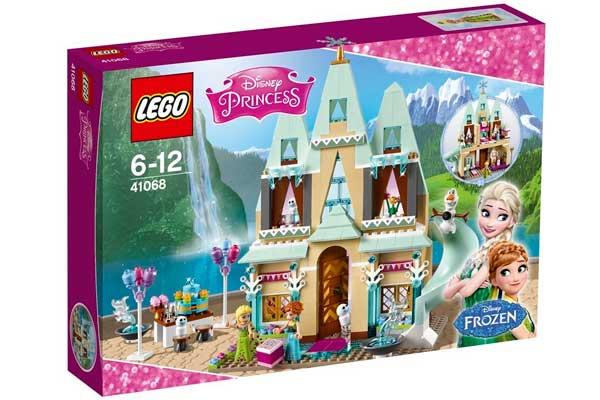 lego castillo de arendelle 41068 barato descuento rebajas