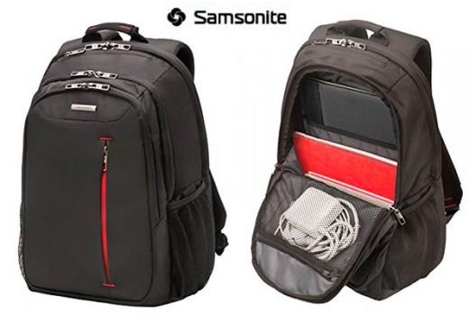 mochila ordenador portatil samsonite guardit laptop backpack barata ordenador portatil rebajas