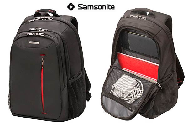 mochila ordenador portatil samsonite guardit laptop backpack barata ordenador portatil rebajas