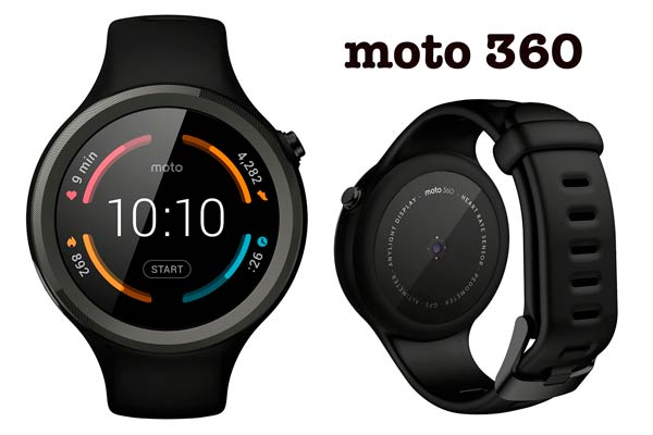 Motorola Moto 360 V2 Sport barato