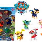 pack 6 personajes patrulla canina baratos descuento rebajas los mas vendidos juguetes figuras