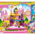 palacio de princesas y hadas de pinypon barato