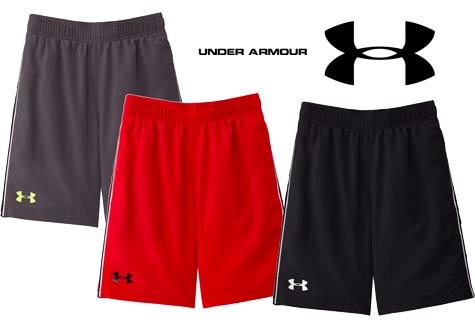 pantalones cortos under armour fitness baratos