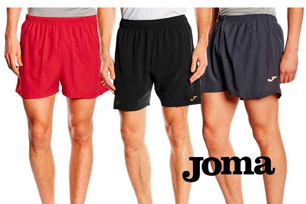 pantalones cortos joma elite IV baratos rebajas deportes