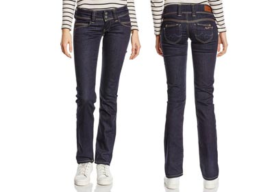 pantalones vaqueros pepe jeans venus