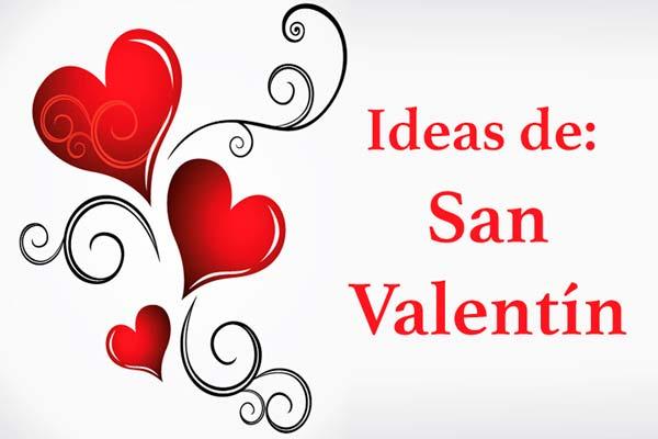 Ideas para regalar en san valentin baratas - Ideas para regalo de san valentin ...