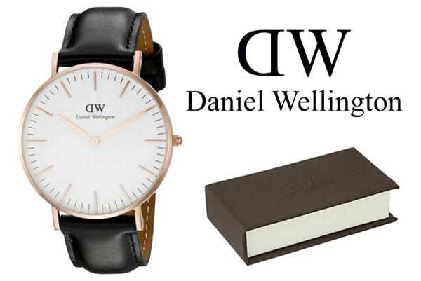Reloj Daniel Wellington 0508DW barato 88 euros. San Valentin