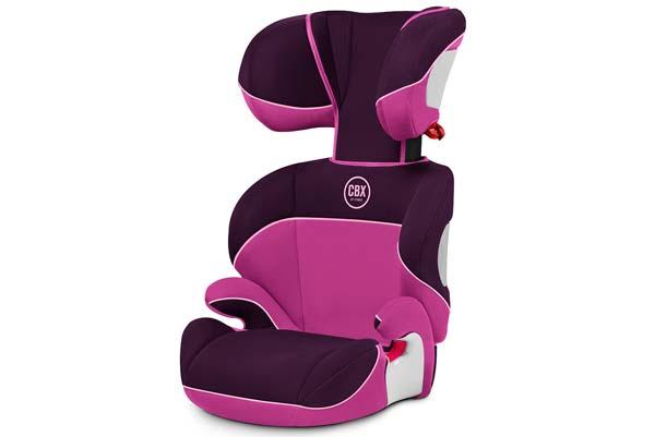 silla infantil coche auto cbx by cybex solution barata