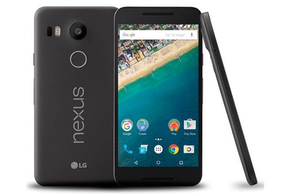 smartphone lg nexus 5x barato descuento rebajas electronica