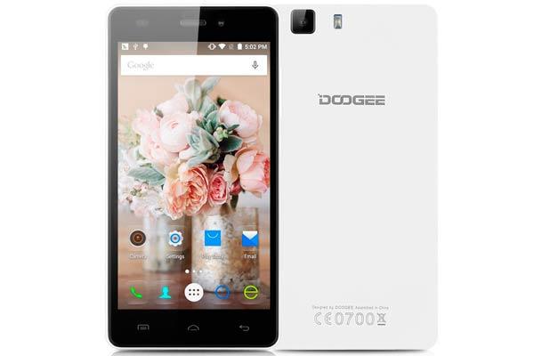 smartphone libre doogee x5 barato
