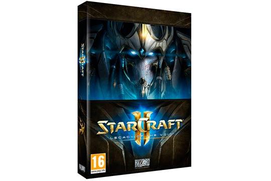 starcraft 2 legacy of the void barato bajada de precio descuento