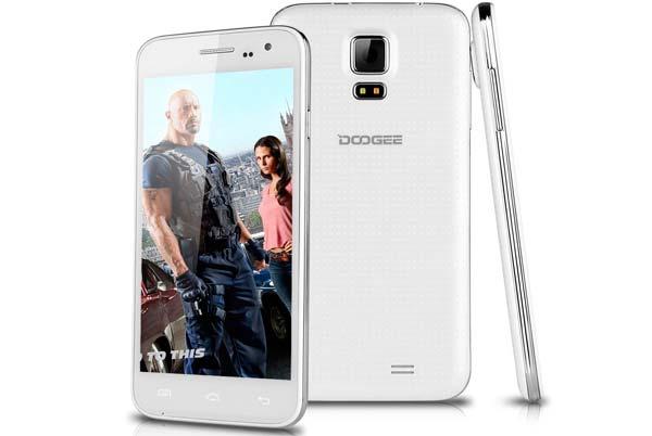 telefono smartphone doogee voyager2 dg310 barato