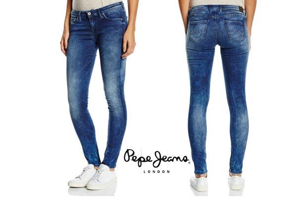 vaqueros pepe jeans cher baratos