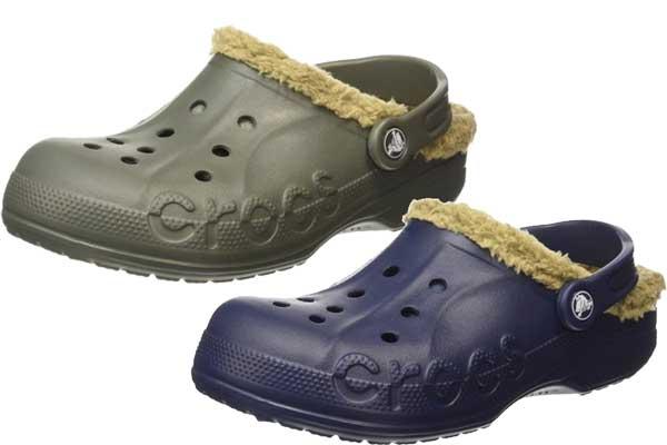 zapatillas crocs baya con forro baratas
