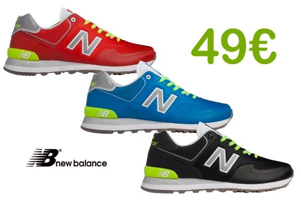 zapatillas new balance mtl574 baratas descuento rebajas amazon codigo descuento adicional 10extrareb febrero