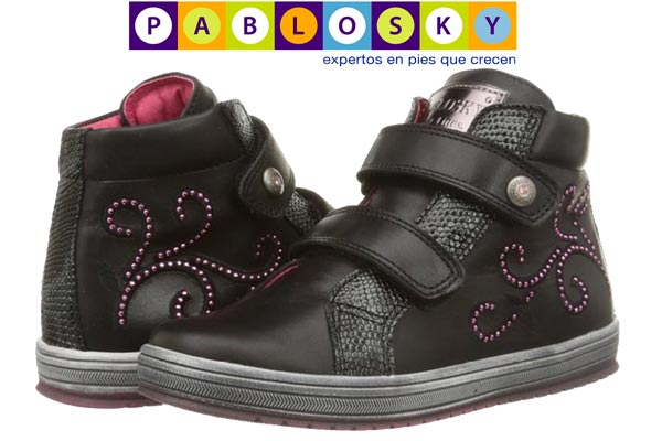 zapatos infantil tipo botin zapatillas pablosky 423115 baratas amazon
