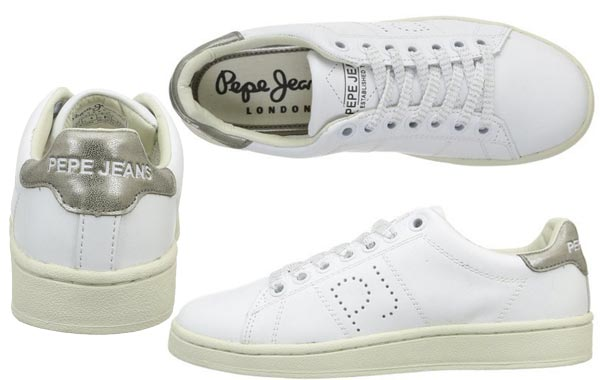 zapatillas pepe jeans club plain baratas