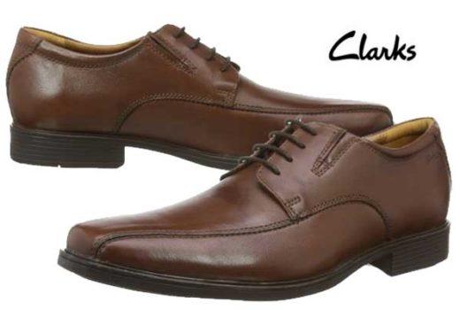 zapatos clarks tilden walk baratos
