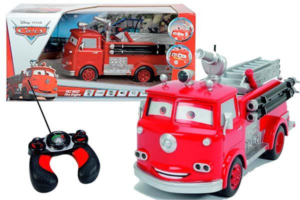 coche radiocontrol cars red fire barato descuento rebajas juguetes