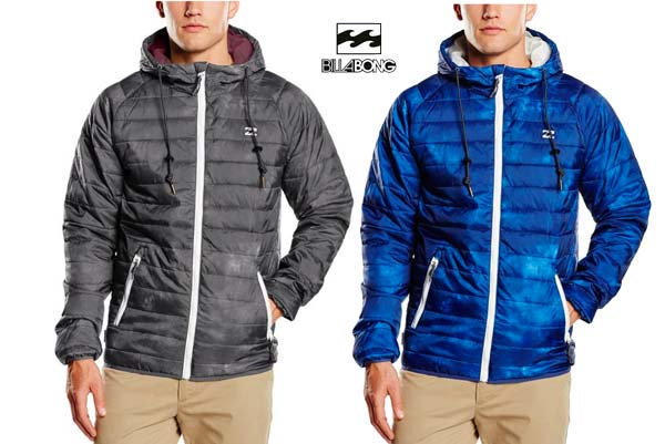 abrigo billabong escape puffer