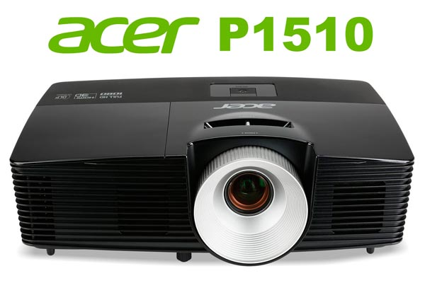 acer p1510 barato proyector full hd descuento rebajas electronica 1080p led