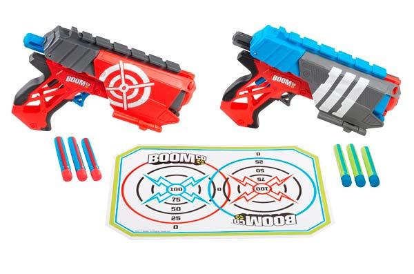 arma de juguete boomco
