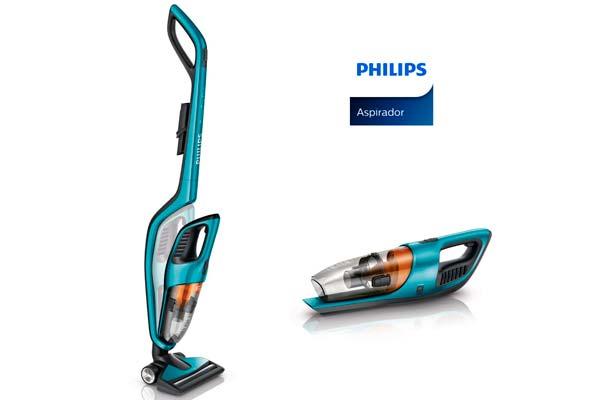 aspirador escoba powerpro duo philips fc6162-01 barato descuento rebajas hogar