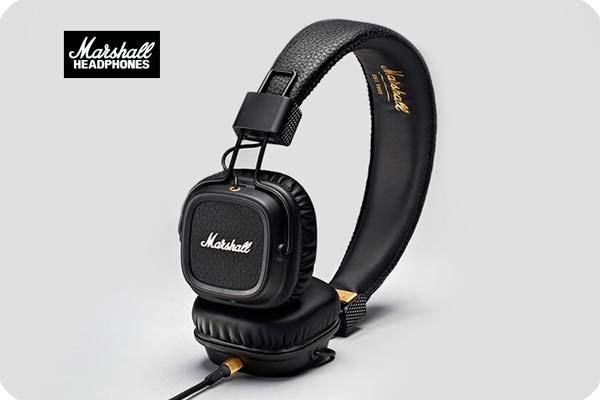 auriculares marshall major II baratos black negros descuento rebajas electronica descuentos semana santa amazon