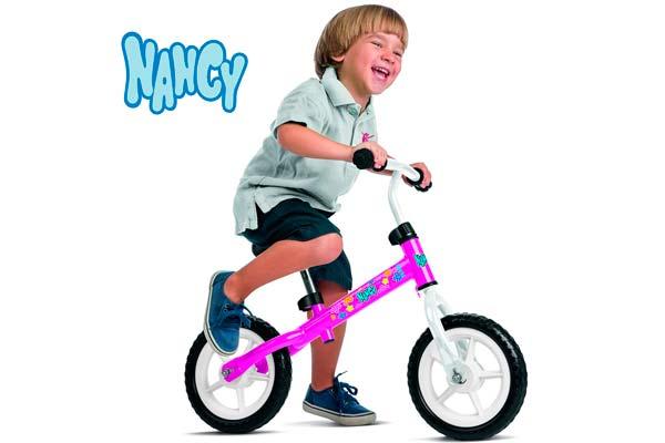 bicicleta sin pedales nancy my first bike