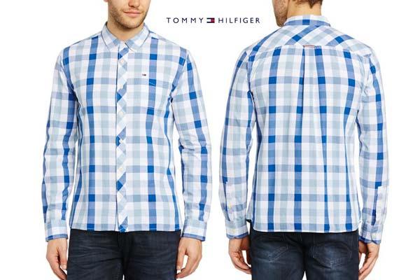 camisa tommy hilfiger fabio