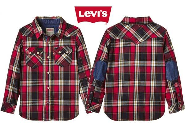 camisa levis kids sawche