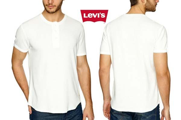 camiseta levis waffle