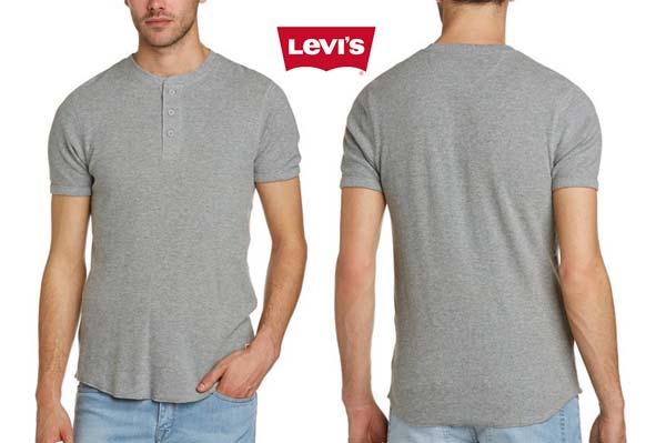 camiseta levis slim barata