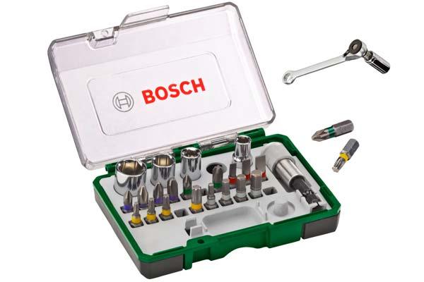 conjunto bosch para atornillar descuento rebajas moda bricolaje